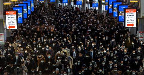 Placeholder - loading - Premiê do Japão classifica coronavírus como 'crise nacional' após disparada em Tóquio