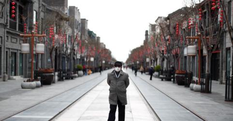 China suspende entrada de estrangeiros devido ao coronavírus