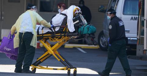 Placeholder - loading - NY diz que hospitais ficarão sobrecarregados em quase qualquer cenário do coronavírus