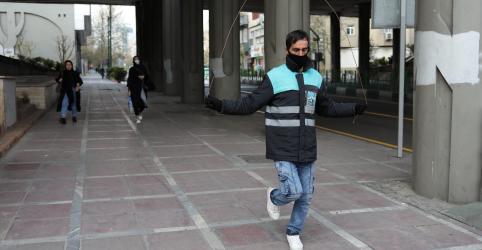 Placeholder - loading - Número de mortos pelo coronavírus no Irã sobe para 2.378, diz Ministério da Saúde