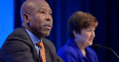 FMI diz que produção global vai contrair em 2020 e explora opções de financiamento
