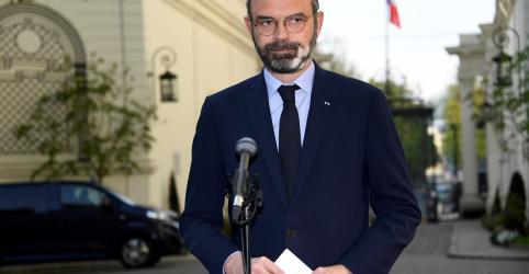 Placeholder - loading - França estende quarentena de coronavírus por duas semanas até 15 de abril