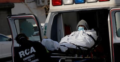 EUA registram 85.356 casos de coronavírus e 1.246 mortes, diz CDC