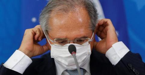 Placeholder - loading - Imagem da notícia Guedes faz apelo para coronavírus não desorganizar economia brasileira