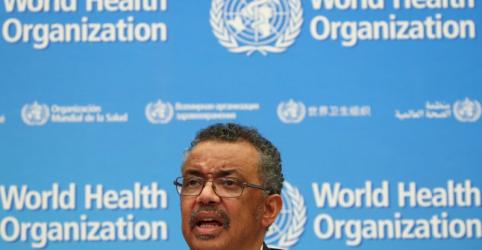 Casos de coronavírus ultrapassam meio milhão, diz OMS; equipamentos de proteção em falta