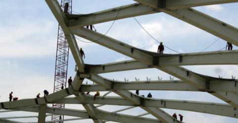 Consumo de aço no Brasil no segundo trimestre pode cair 40%, teme IABr