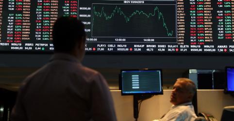 Placeholder - loading - Ibovespa futuro avança com mercados voláteis com pandemia ainda em pauta