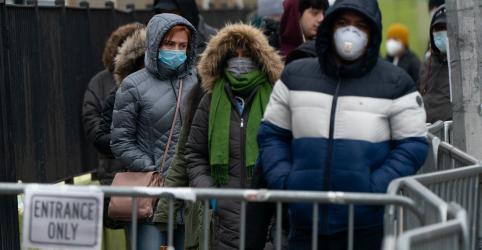 Nova York pede ajuda a profissionais de saúde de outros Estados; mortes vão a 1.218