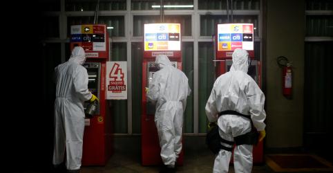 Brasil tem 159 mortes por coronavírus, diz Ministério da Saúde; casos vão a 4.579