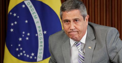 Ministro da Casa Civil diz que demissão de Mandetta está fora de cogitação no momento