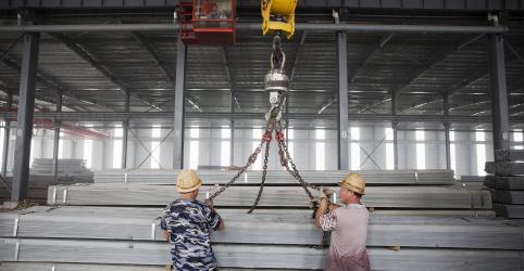 Atividade industrial da China tem expansão inesperada em março, mas recuperação ainda não é garantida