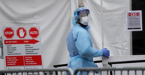 Mortes por coronavírus nos EUA atingem 3.393 e superam total da China, segundo contagem da Reuters