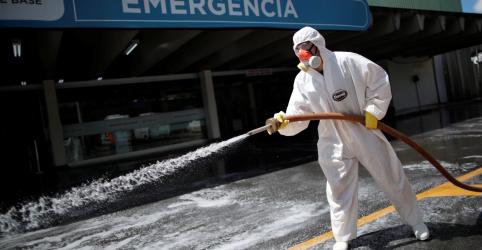 Casos de coronavírus no Brasil disparam 1.138 em um dia e total vai a 5.717; mortes vão a 201