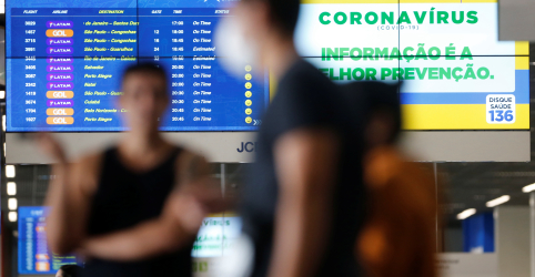 Moro diz que não se cogita fechar fronteira para retorno de brasileiros ao país