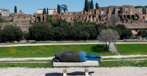 Quarentena n Itália contra coronavírus será prorrogada a 13 de abril, diz ministro