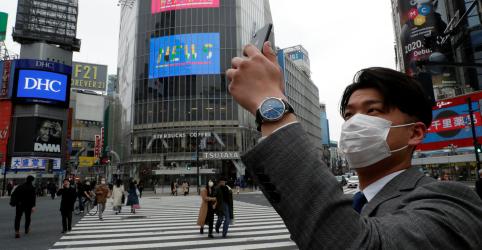 Placeholder - loading - Japão está 'no limite' na luta para conter o coronavírus, dizem autoridades