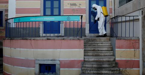 Portugal renova estado de emergência para conter disseminação do coronavírus