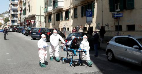 Itália tem alta em mortes por coronavírus, mas vê estabilização em novos casos