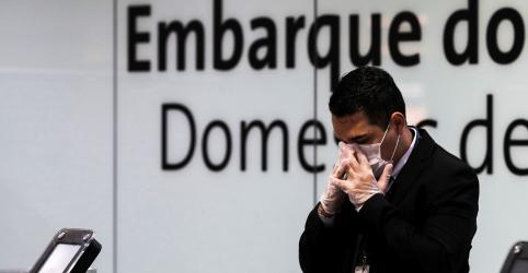 Brasil terá situação confortável de equipamentos se compra no exterior for entregue, diz Mandetta