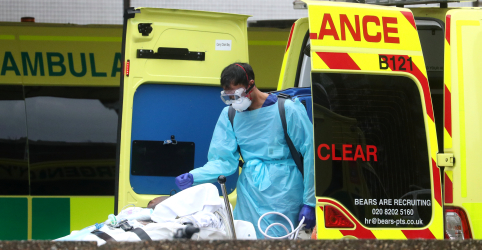 Placeholder - loading - Imagem da notícia Pico de casos de coronavírus no Reino Unido ocorrerá nas próximas semanas, diz ministro