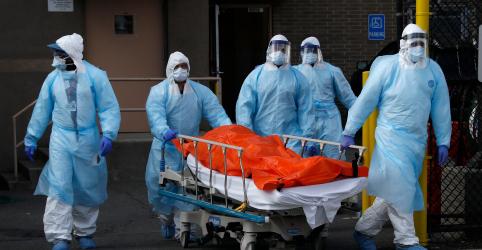 Prefeito de Nova York pede mais ajuda federal para enfrentar avanço do coronavírus