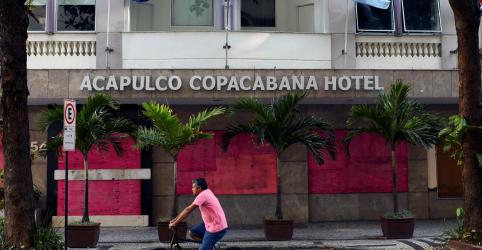 Sem turistas, hotéis do Rio fecham as portas por pandemia e milhares podem perder emprego