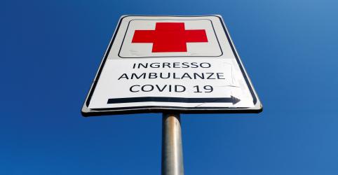 Itália registra mais 636 mortes por coronavírus, mas tem queda em número de novos casos