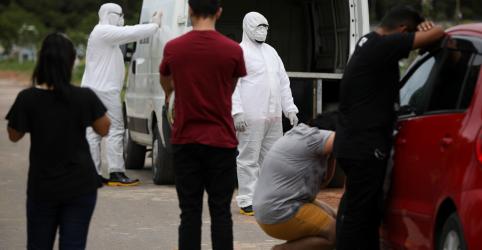 Brasil tem 12.056 casos confirmados de coronavírus e 533 mortos, diz ministério