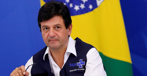 Brasil ainda enfrenta problemas de respiradores e busca aproximação com China