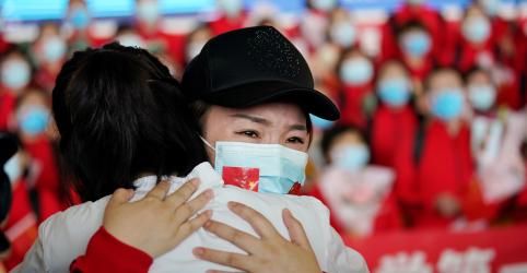 Placeholder - loading - Isolamento termina em epicentro chinês do coronavírus, mas começa em outros locais