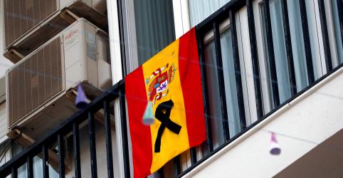 Placeholder - loading - Mortes diárias por novo coronavírus na Espanha crescem para 757; total ultrapassa 14.500