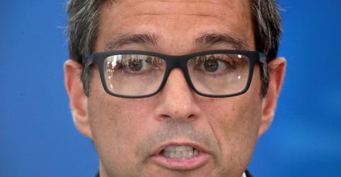 Placeholder - loading - Imagem da notícia Crise vai gerar entendimento diferente sobre papel dos bancos e seu capital, diz Campos Neto
