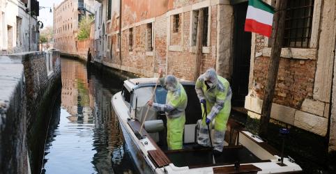Placeholder - loading - Imagem da notícia Número de mortes por coronavírus na Itália aumenta em 525, novos casos aceleram