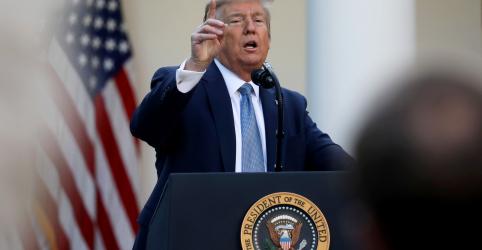 Trump pressionará por reabertura dos EUA enquanto milhões mais pedem seguro-desemprego