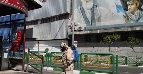 Número de mortos pelo coronavírus no Irã aumenta em 89, total é de 4.958, diz ministério