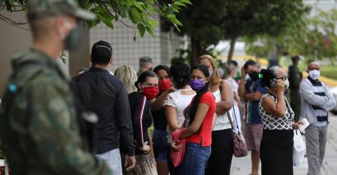 Placeholder - loading - Brasil tem recordes de mortes e casos de coronavírus; mais de 2.000 óbitos no total