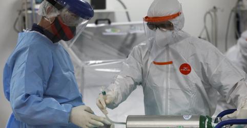 Placeholder - loading - Imagem da notícia Saturado, Ceará já tem fila de espera para pacientes de coronavírus em UTI