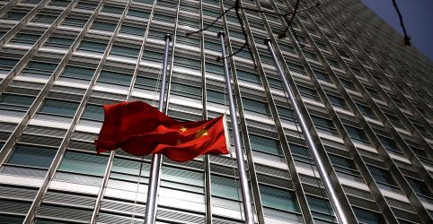 Placeholder - loading - Imagem da notícia China corta taxa primária de empréstimo pela segunda vez desde início de surto de coronavírus