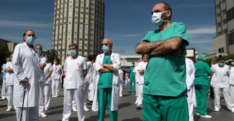 Placeholder - loading - Imagem da notícia Casos confirmados de novo coronavírus na Espanha ultrapassam 200 mil, diz ministério