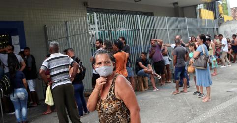 Placeholder - loading - ENTREVISTA-Luz vermelha acenderá em maio para sistema de saúde do Rio, diz secretário estadual