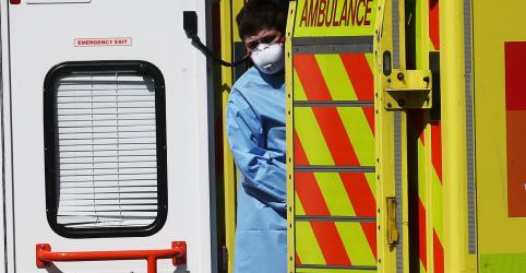 Placeholder - loading - Imagem da notícia Principal preocupação do Reino Unido é evitar nova onda de coronavírus, diz porta-voz de Johnson