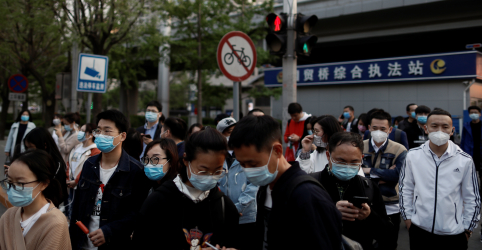 China pede regime de exames de detecção de coronavírus mais rigoroso