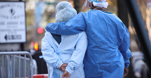Placeholder - loading - Prefeito de Nova York diz que falta de exames de coronavírus pode adiar reabertura