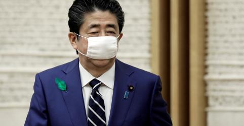 Placeholder - loading - Imagem da notícia Premiê do Japão diz que será impossível realizar Olimpíada se pandemia não for contida