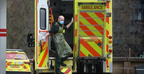 Placeholder - loading - Reino Unido tem 2º maior número de mortes de Covid-19 na Europa