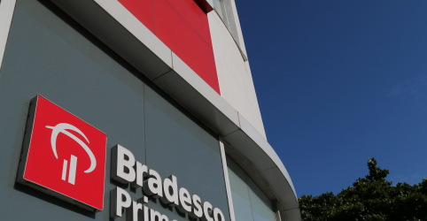 Bradesco tem queda de quase 40% no lucro do 1º tri