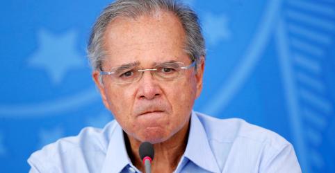 Placeholder - loading - Economia brasileira deve cair 4% em 2020, com exportações para China evitando baque maior, diz Guedes
