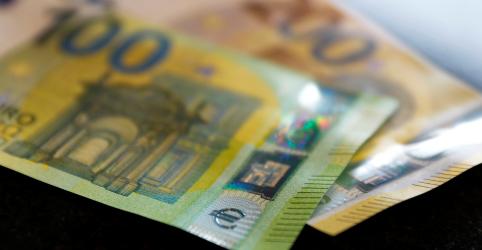 Placeholder - loading - Imagem da notícia Zona do euro terá recessão recorde e inflação vai desaparecer, diz Comissão da UE