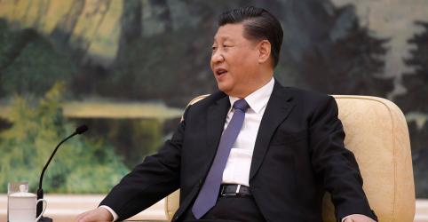Placeholder - loading - Imagem da notícia Presidente da China diz que prevenção e controle de Covid-19 ainda enfrentam grande incerteza