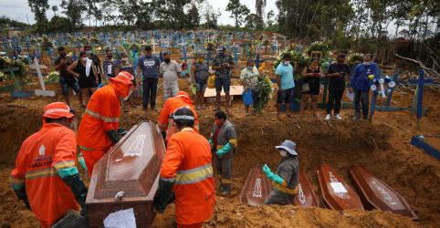 ENTREVISTA-Assolada por coronavírus, Manaus busca ajuda internacional e faz apelo a Greta Thunberg